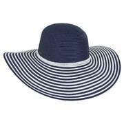 Sailor Knot Toyo Straw Swinger Hat