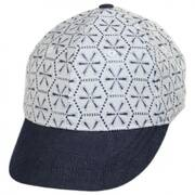 Lace Adjustable Baseball Cap