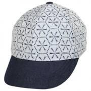 Lace Adjustable Baseball Cap