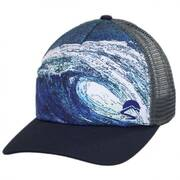 Shorebreak Trucker Snapback Baseball Cap