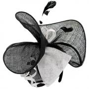 Mona Sinamay Straw Fascinator