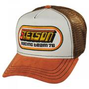 Team 76 Trucker Snapback Baseball Cap