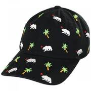 Cali Replay Strapback Baseball Cap Dad Hat