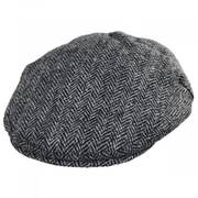 Kinloch Harris Tweed Wool Ivy Cap
