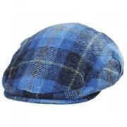 Bay River Harris Tweed Wool Ivy Cap