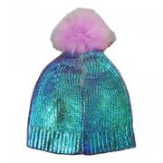 Kids' Mermaid Magic Beanie Hat