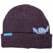 Pocket Pal Knit Embroidered Beanie Hat