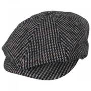 Brood Adjustable Wool Blend Newsboy Cap