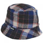 Ry Wool and Chenille Reversible Bucket Hat