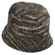 Jeff Cotton Reversible Bucket Hat