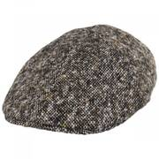 Ponti Tweed Wool Ivy Cap
