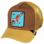 High Trucker Snapback Baseball Cap