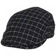 Winter Stars Plaid Ivy Cap