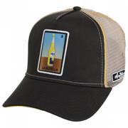 Loteria La Botella Snapback Trucker Baseball Cap
