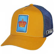 Loteria La Corona Snapback Trucker Baseball Cap