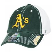 Oakland Athletics Ripley Fitted Baseball Cap