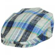 Thimble Plaid Cotton Ivy Cap