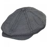 Brood Houndstooth Newsboy Cap