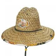 Ashbury Straw Lifeguard Hat