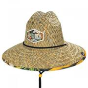 Samba Straw Lifeguard Hat