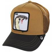 King Cobra Trucker Snapback Baseball Cap