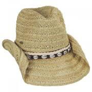 Barese Toyo Straw Western Hat