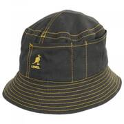 Workwear Cotton Bucket Hat