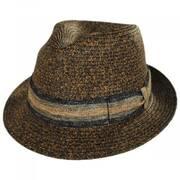 Marco Toyo Straw Fedora Hat