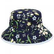 Florence Reversible Cotton Bucket Hat