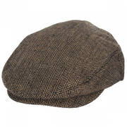 Hooligan Herringbone Wool Blend Ivy Cap