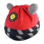 Dr. Who Dalek Knit Acrylic Beanie Hat