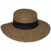 Marie Toyo Braid Sun Hat