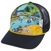 Stream Dream Trucker Snapback Baseball Cap