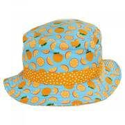 Kids' Fruit Reversible Print Bucket Hat