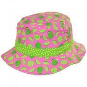 Fruit Reversible Kids' Bucket Hat
