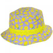 Kids' Fruit Reversible Print Bucket Hat