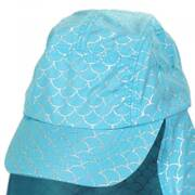 Mermaid Kids' Flap Cap