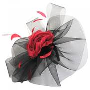 Belknap Crinoline Fascinator Headband