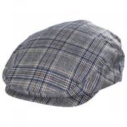 Hooligan Plaid Cotton Ivy Cap