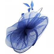 Limerick Sinamay Straw Fascinator Headband