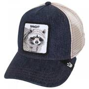 Bandit Mesh Trucker Snapback Baseball Cap