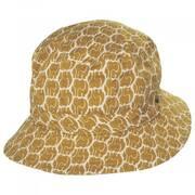 Hardy Elephant Cotton Bucket Hat