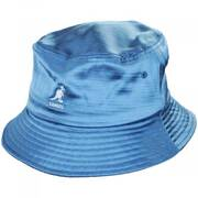 Liquid Mercury Cotton Bucket Hat
