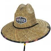 Tiki Tiki Straw Lifeguard Hat