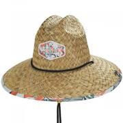 Havana Straw Lifeguard Hat