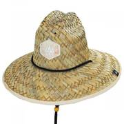 Glider Straw Lifeguard Hat