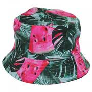 Kid's Watermelon Cotton Bucket Hat