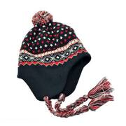 El Toro Acrylic Peruvian Beanie Hat