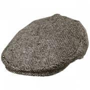 Marl Tweed Wool Blend Ivy Cap