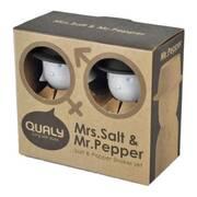 Mrs. Salt and Mr. Pepper Salt and Pepper Shaker Set